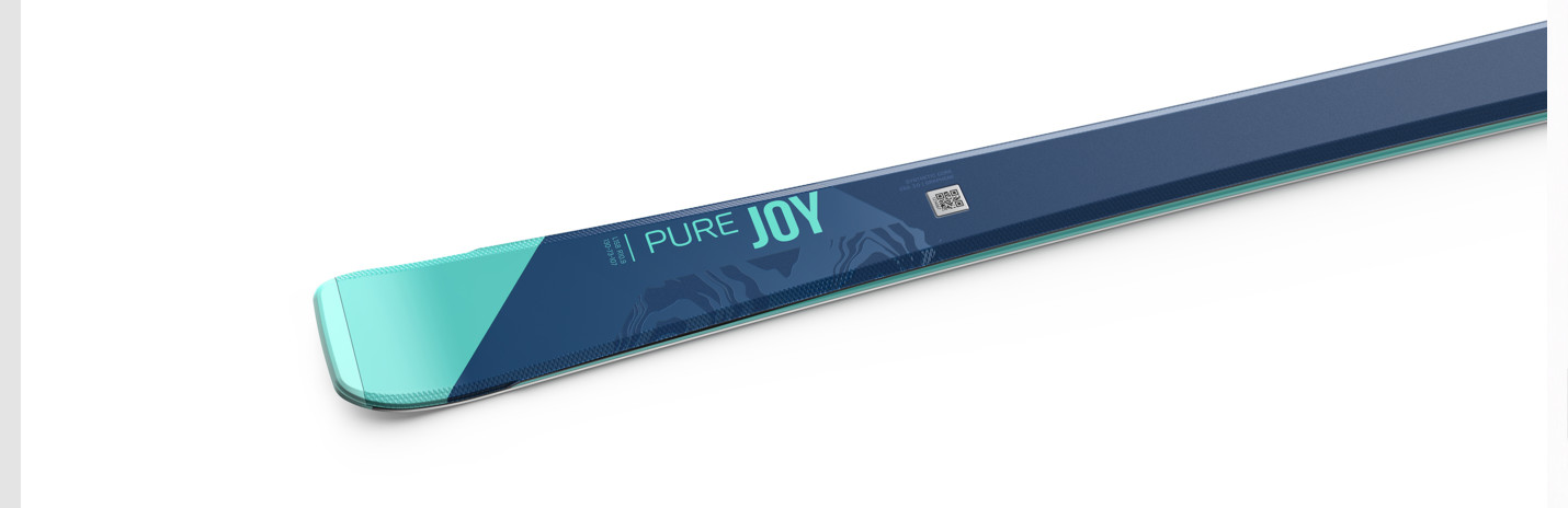 ΠΕΔΙΛΑ ΣΚΙ HEAD PURE JOY WOMENS + JOY 9 GW SLR(2021)-Μπλέ