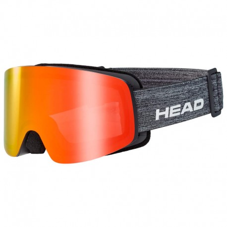 HEAD Infinity FMR μάσκα σκι -yellow/red (2021)