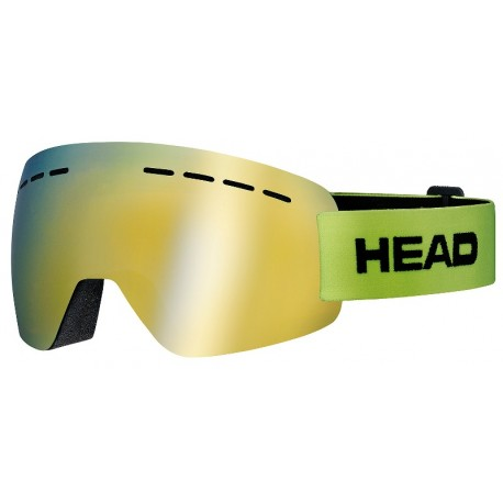HEAD Solar FMR μάσκα-Lime
