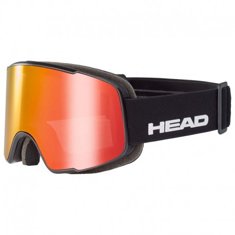 HEAD Horizon 2.0 FMR μάσκα σκι -yellow/red (2021)