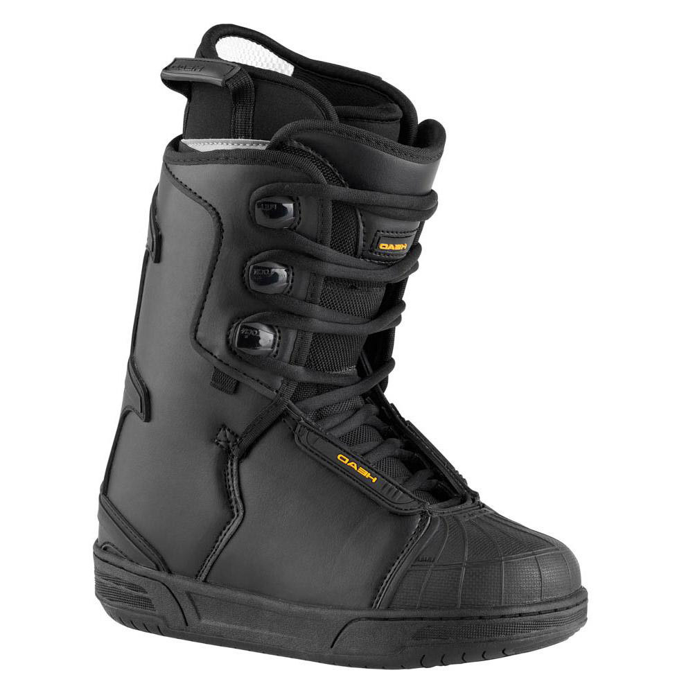 HEAD 450 RC BLACK Snowboard Boots-Μαύρο