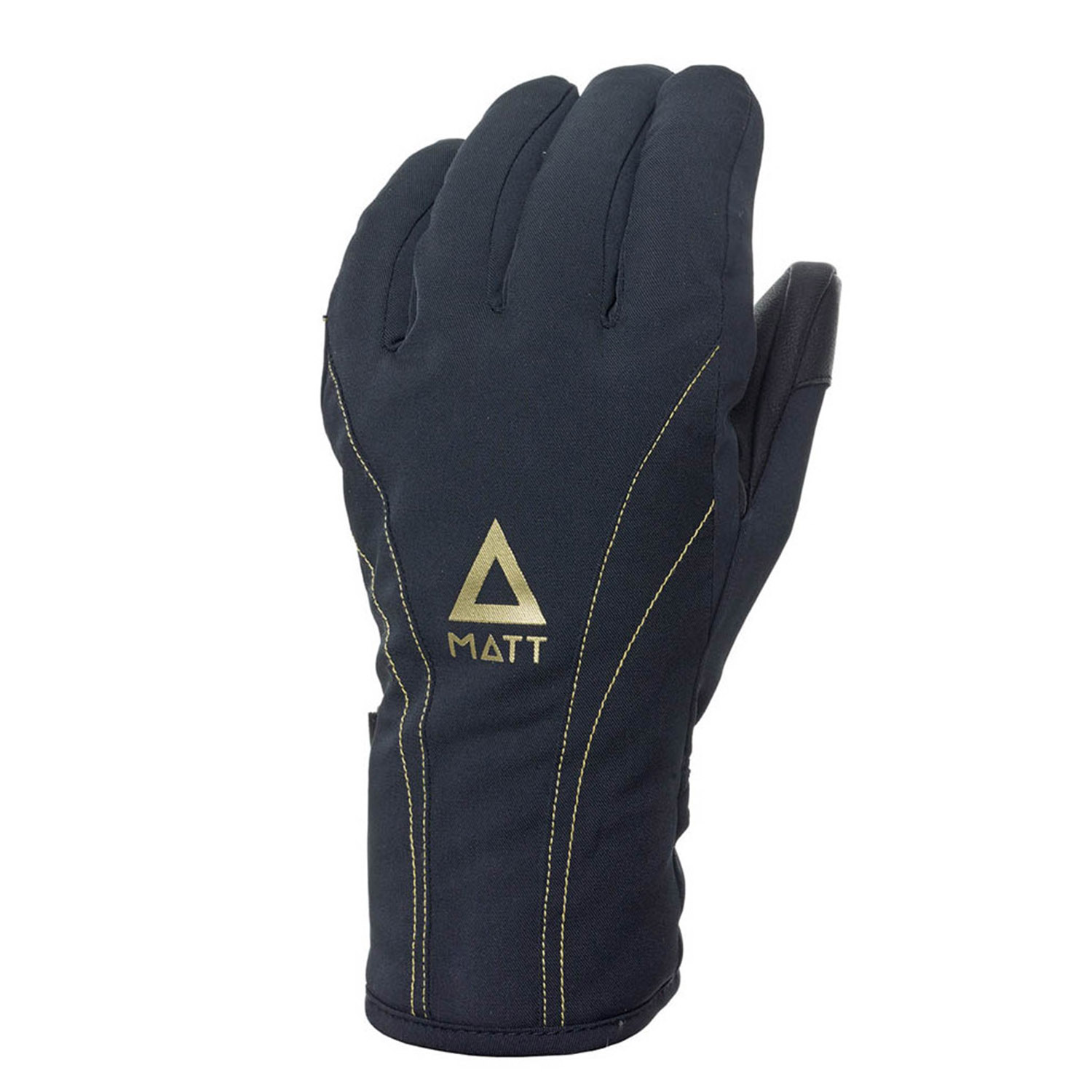MATT TOOTEX GLOVES 3231JR Junior Γάντια σκι-Mαύρο