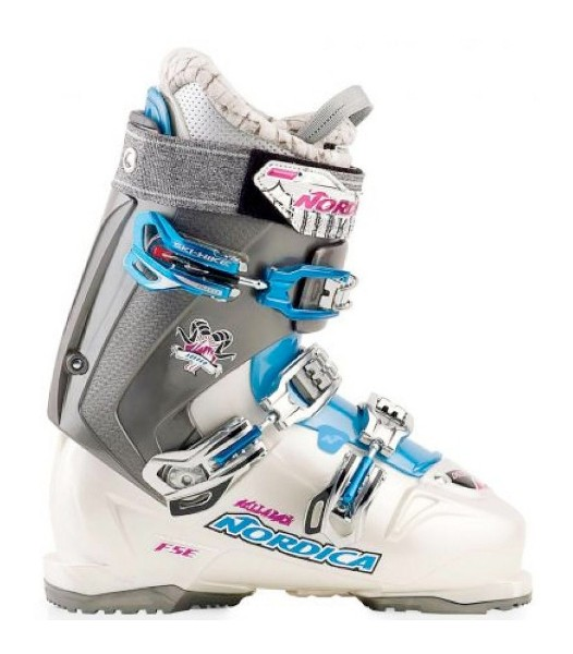 NORDICA HELL & BACK Hike  Women's Ski Boots-Πέρλα