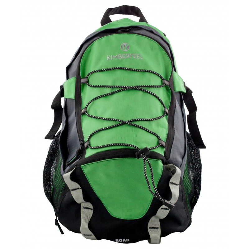 KIMBERFEEL ROAD 66 GREEN BACKPACK-Πράσινο