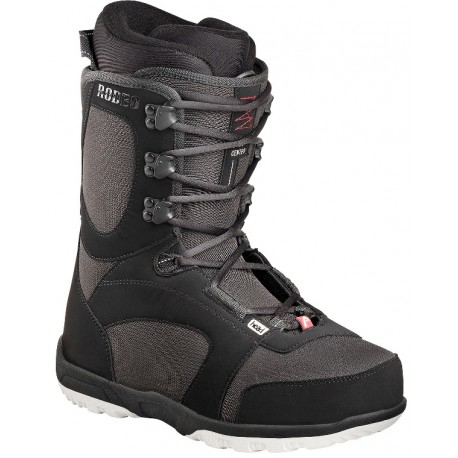 HEAD RODEO Lace Snowboard Boots-Μαύρο