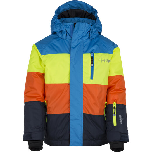 KILPI ORMES-JB KIDS JACKET JJ0108KIORN98-ORANGE