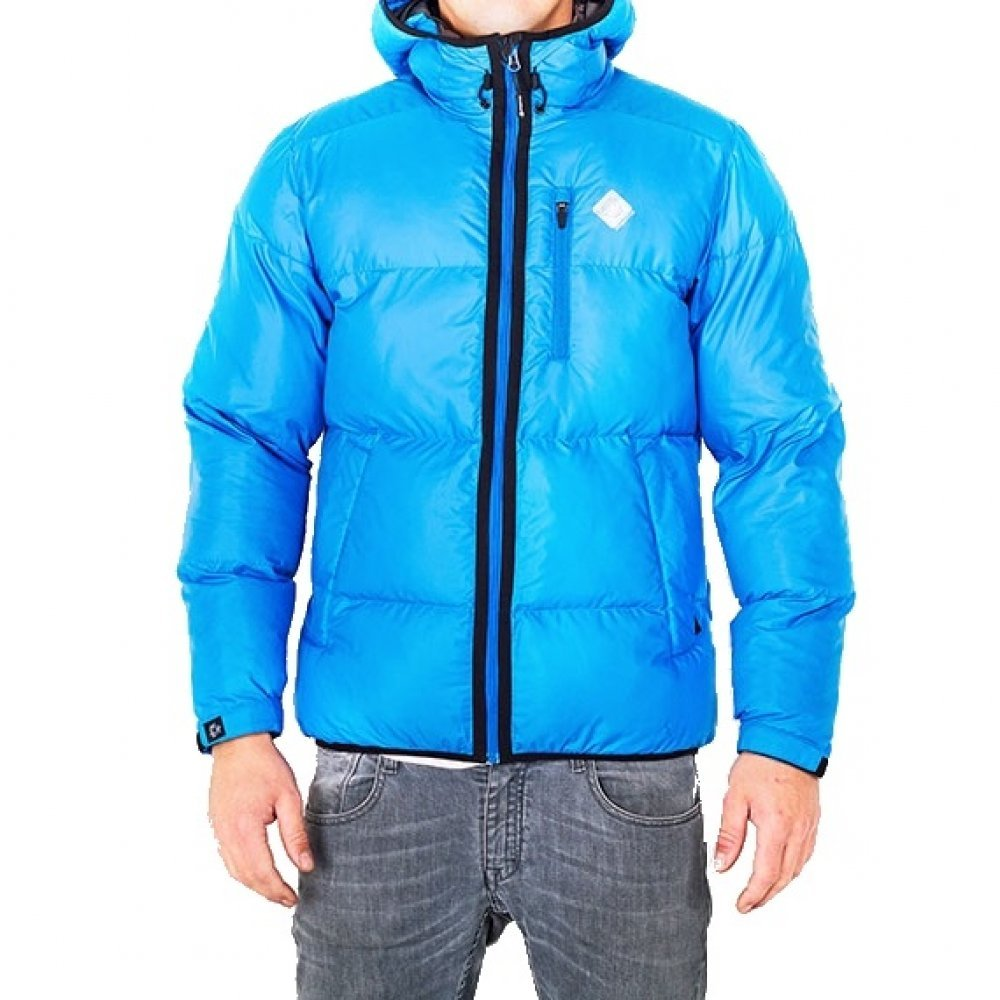 MYSTIC DISCOVER MENS JACKETS -BLUE