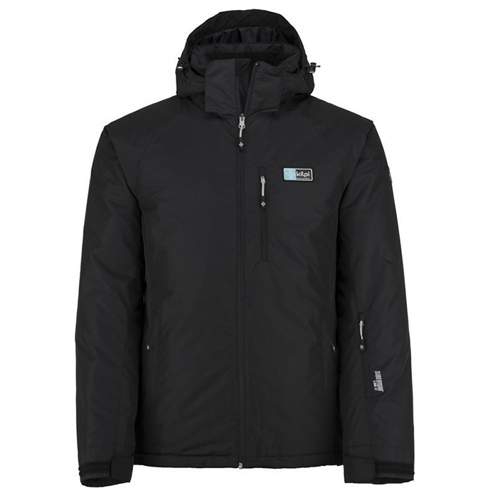 KILPI CHIP-M MEN JACKET JM0077KI-BLACK