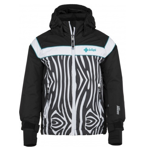 ΕΝΔΥΣΗ KILPI DELIS-JB KIDS JACKET JJ0066KI-BLACK/WHITE