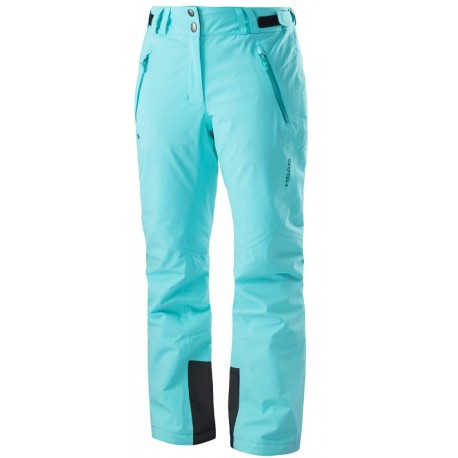HEAD PITO MT WOMAN TROUSERS 824617(2020)-TURQUOISE