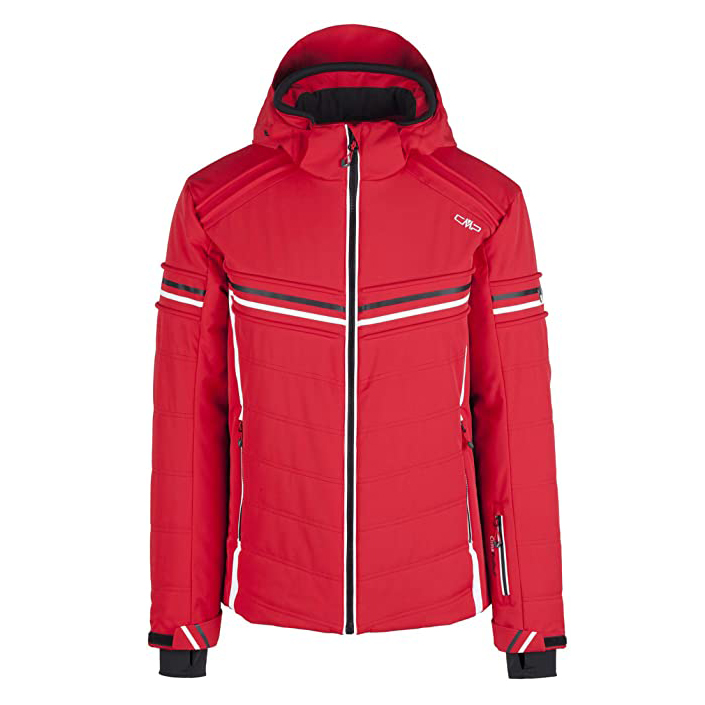 CMP CAMPALONGO MEN JACKET 3W03977-RED