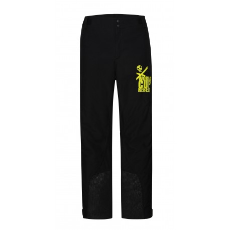 HEAD RACE ZIP MAN TROUSERS 821919(2020)-BLACK