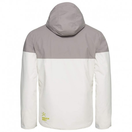 ΕΝΔΥΣΗ HEAD RACE NOVA WHAN SKI JACKET 821500(2021)-WHITE/GREY
