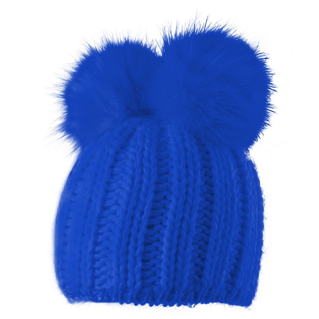 STARLING TEDDY BEANIE-BLUE