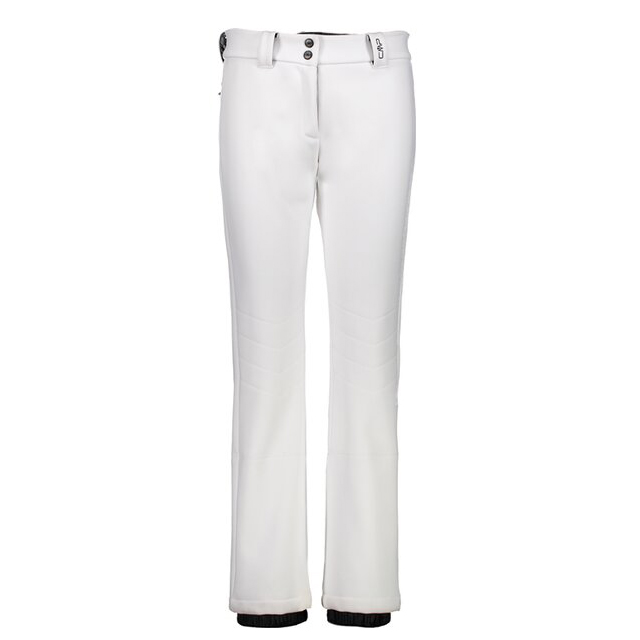 CMP DAMEN LONG WOMAN PANT-3M04566-WHITE