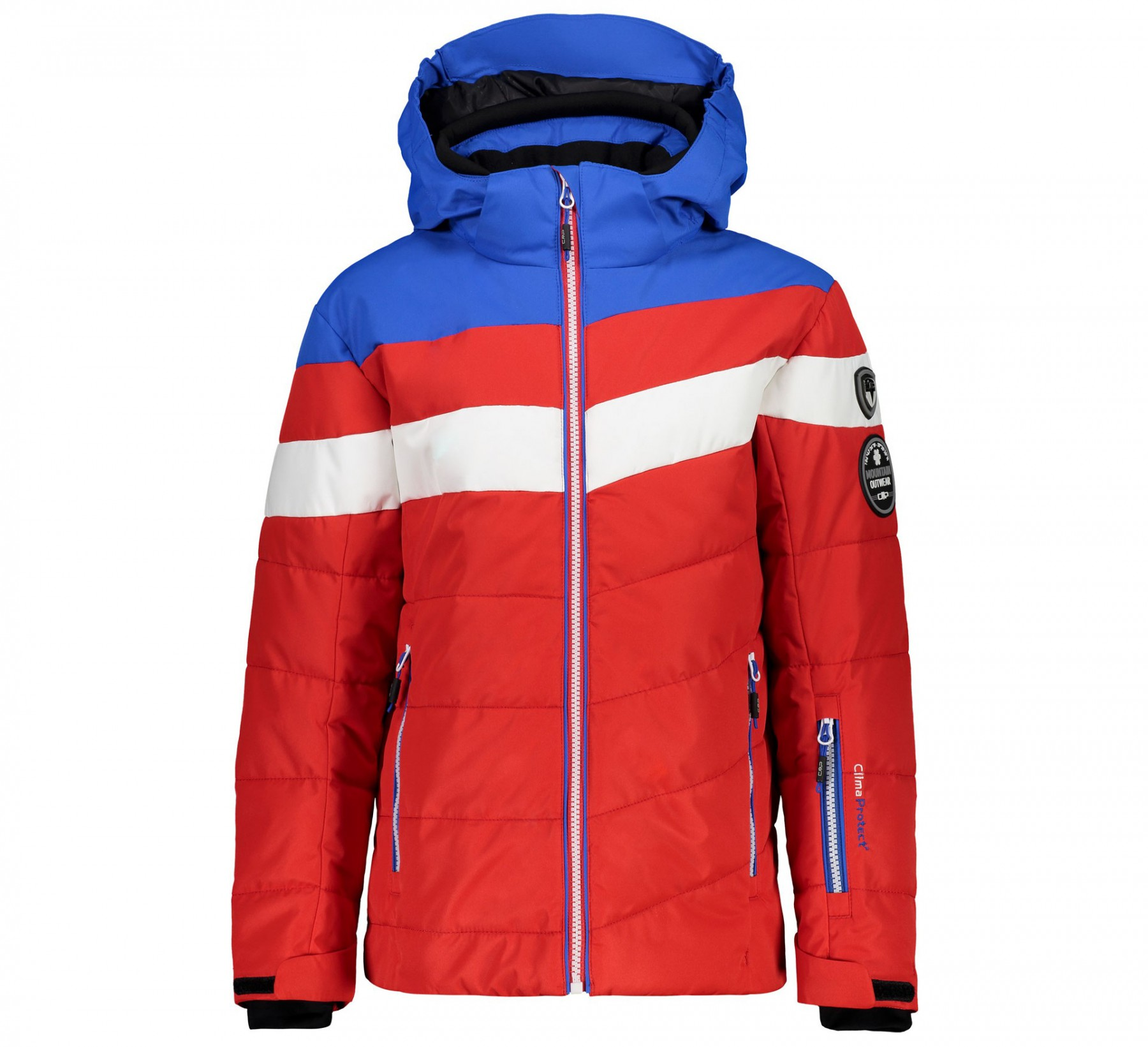 ΕΝΔΥΣΗ CMP SNAPS KIDS JACKET 38W0314-C580-RED