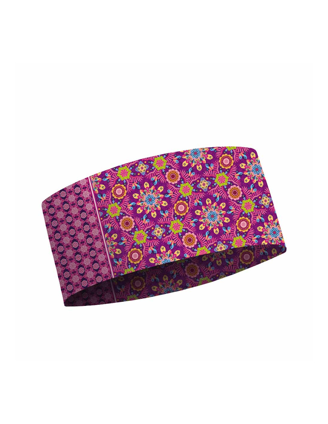 MATT LIGHT HEADBAND CALEIDO RS-PURPLE