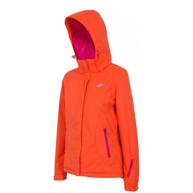4F WOMAN JACKET T4Z15-KUDN008-ORANGE