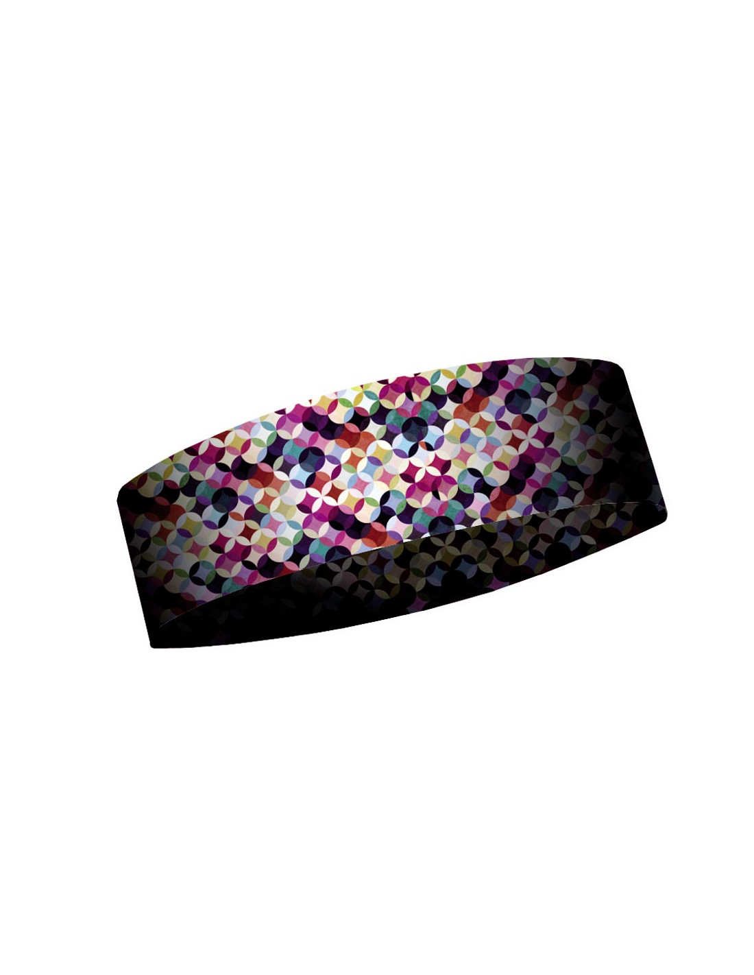 Headbands MATT NARROW HEADBAND CONJUNTS-MULTICOLOR