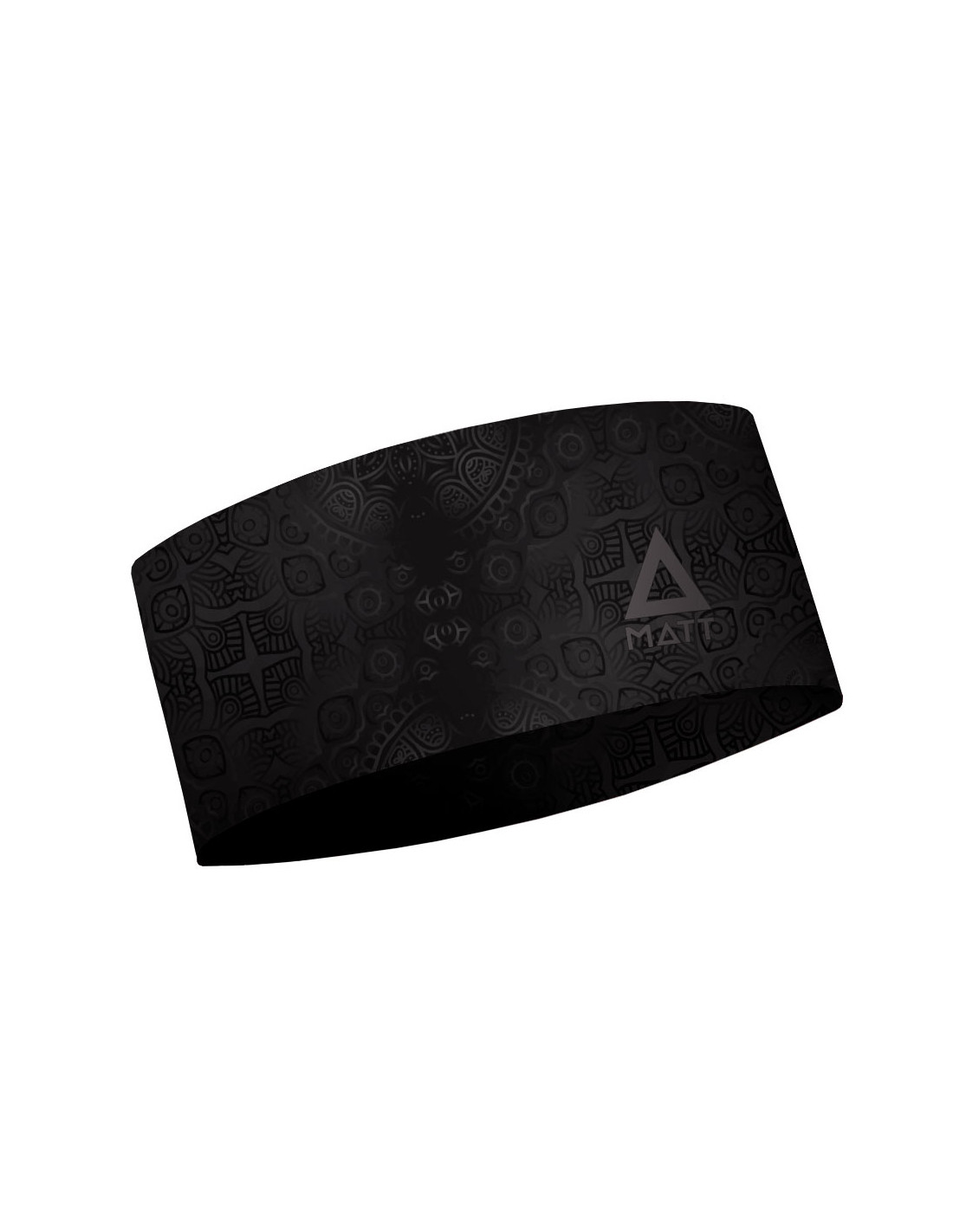 MATT THERMO HEADBAND FUSION-BLACK