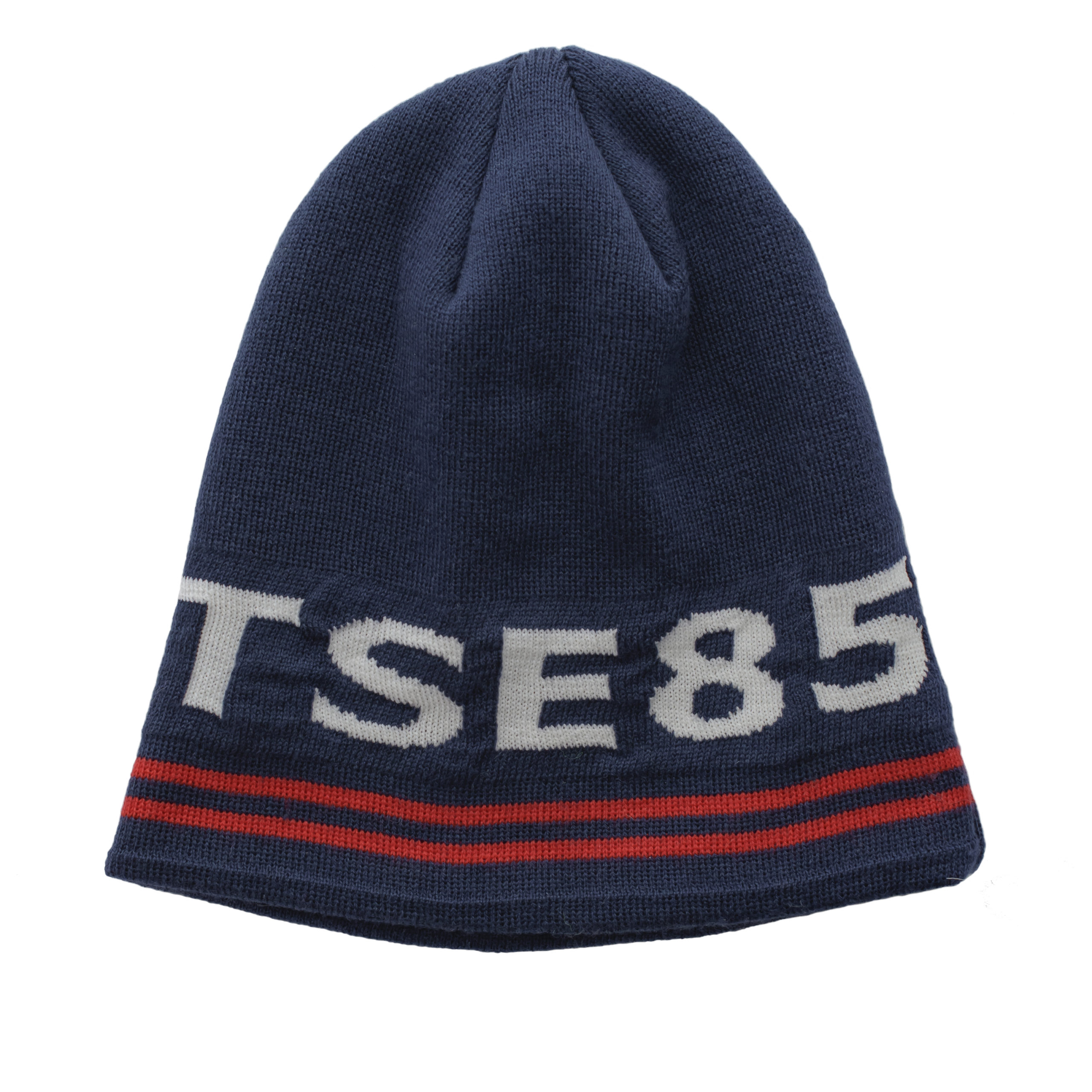 MEN'S LIGHT COTTON BEANIE-BLUE